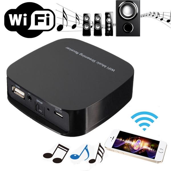 récepteur audio wifi