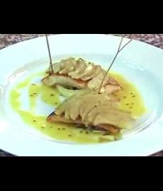 recette cooking chef video