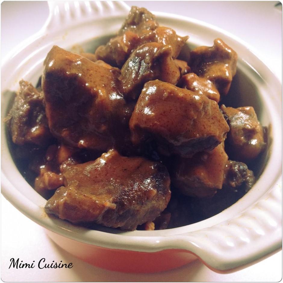recette de viande au cookeo