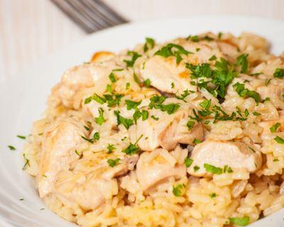 recette riz cookeo