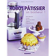 recette robot patissier