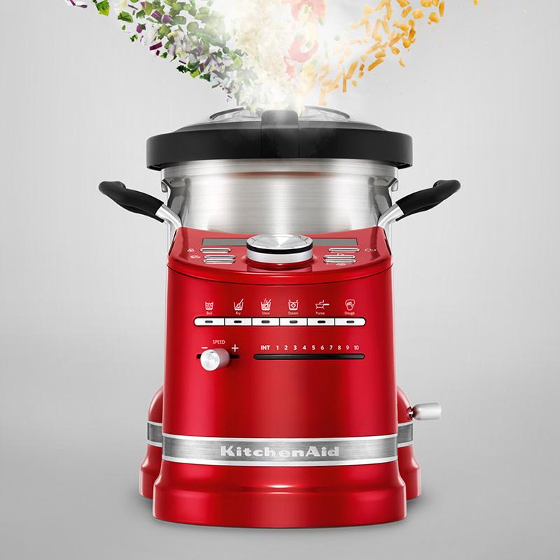 recettes cook processor kitchenaid