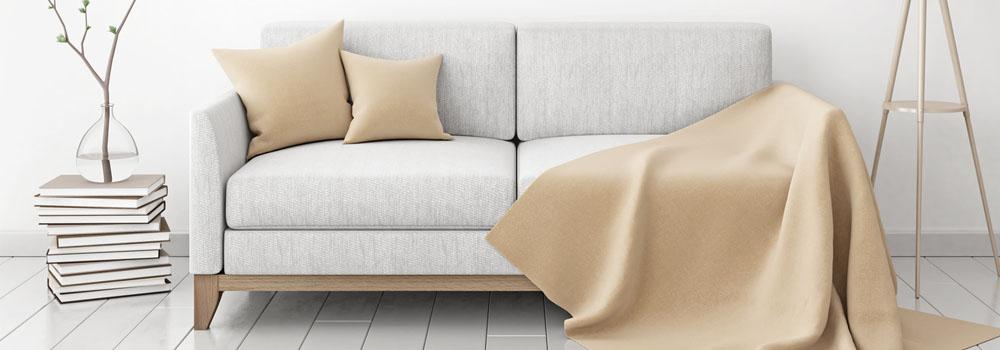 recouvrir canapé tissu