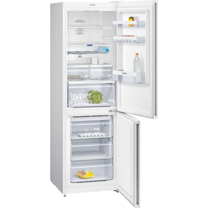 réfrigérateur congélateur combiné