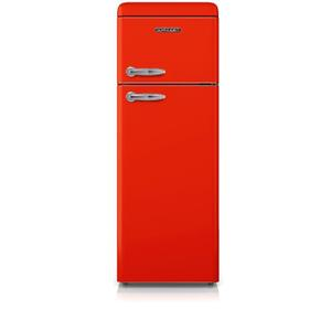 réfrigérateur rouge pas cher