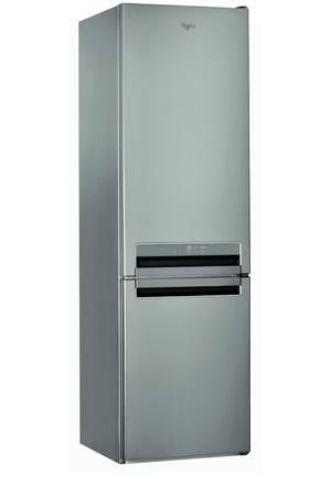 réfrigérateur whirlpool gris