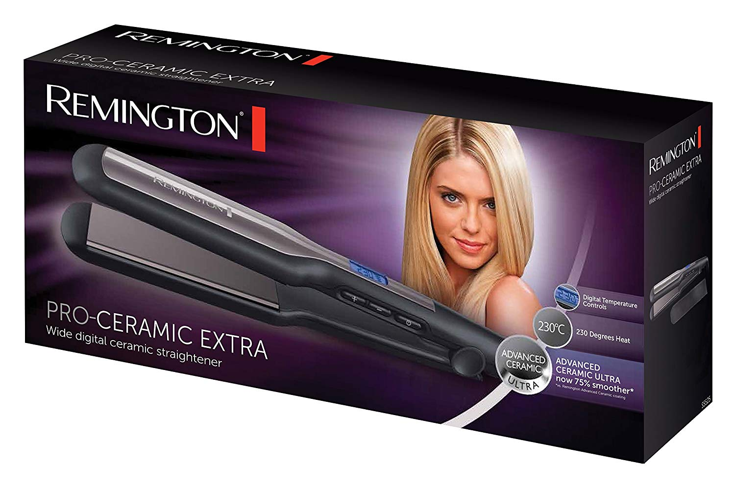 remington pro ceramic extra
