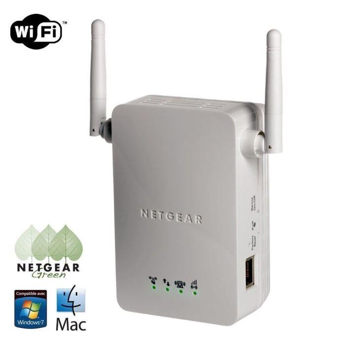 repeteur wifi netgear n300