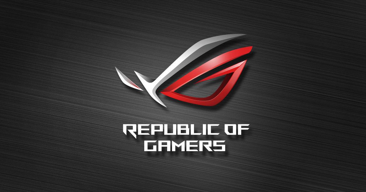 republic of gamer asus