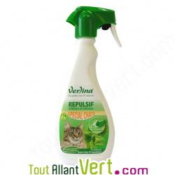 repulsif naturel pour chat exterieur