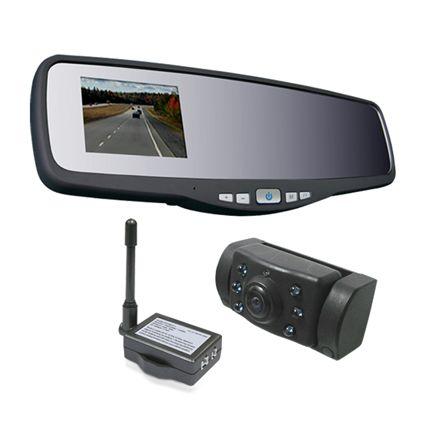 retroviseur camera sans fil
