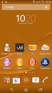 reveil telephone fixe orange