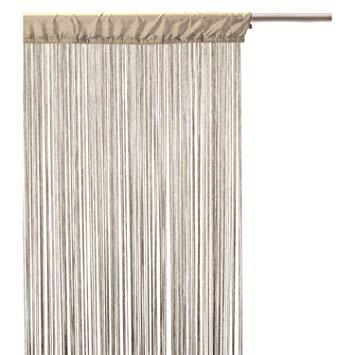 rideau à fil