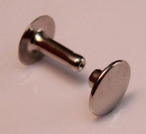 rivets tubulaires pour cuir