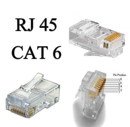 rj45 cat 6