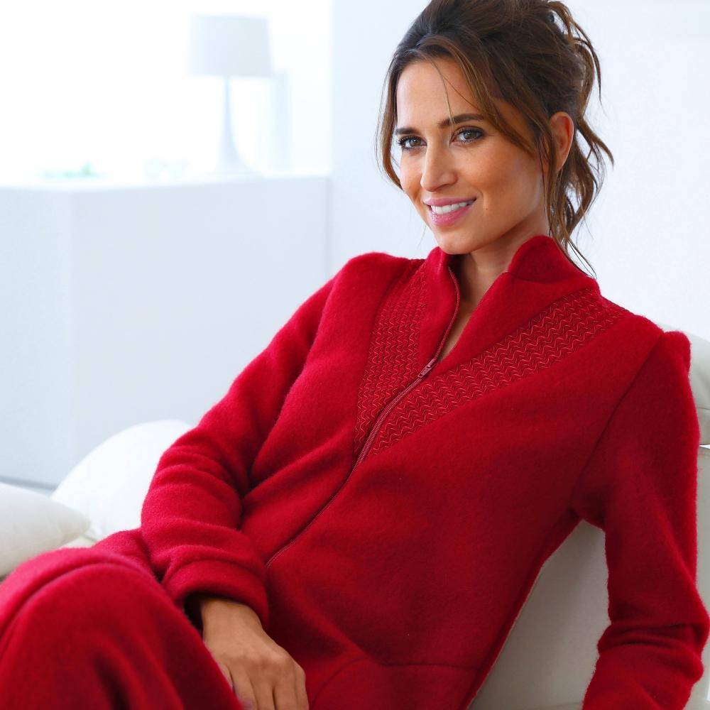 robe chambre femme chaude