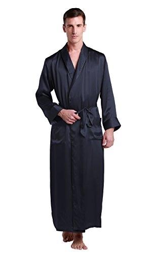 robe de chambre en soie homme