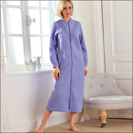 robe de chambre femme grande taille pas cher