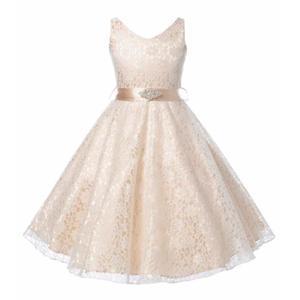 robe de fete fille pas cher
