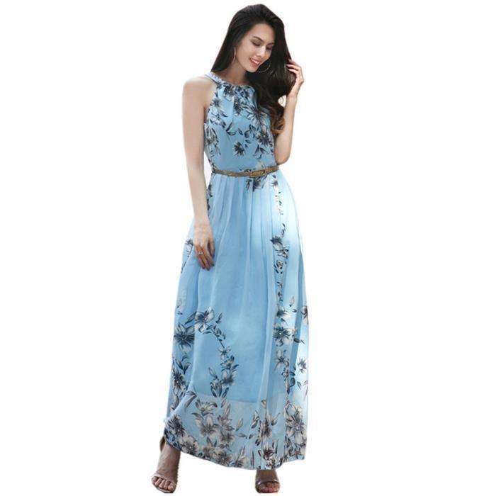 robe maxi longue