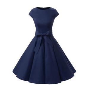 robe pin up année 50 pas cher