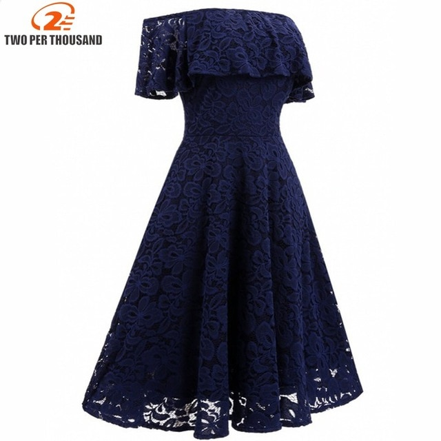 robe retro femme