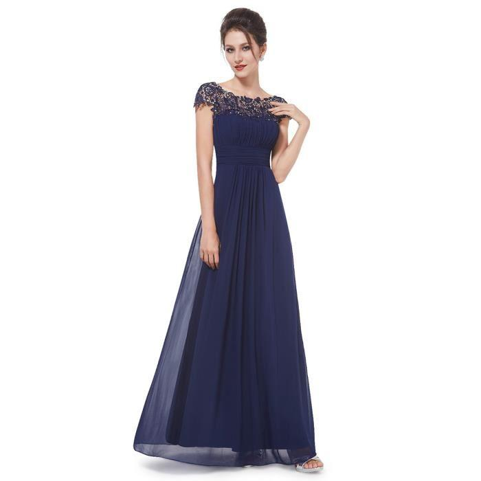 robe soirée cdiscount