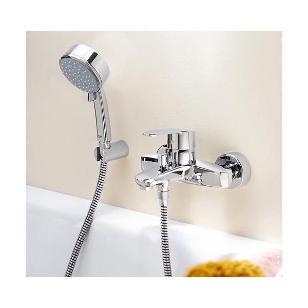robinet baignoire douche grohe
