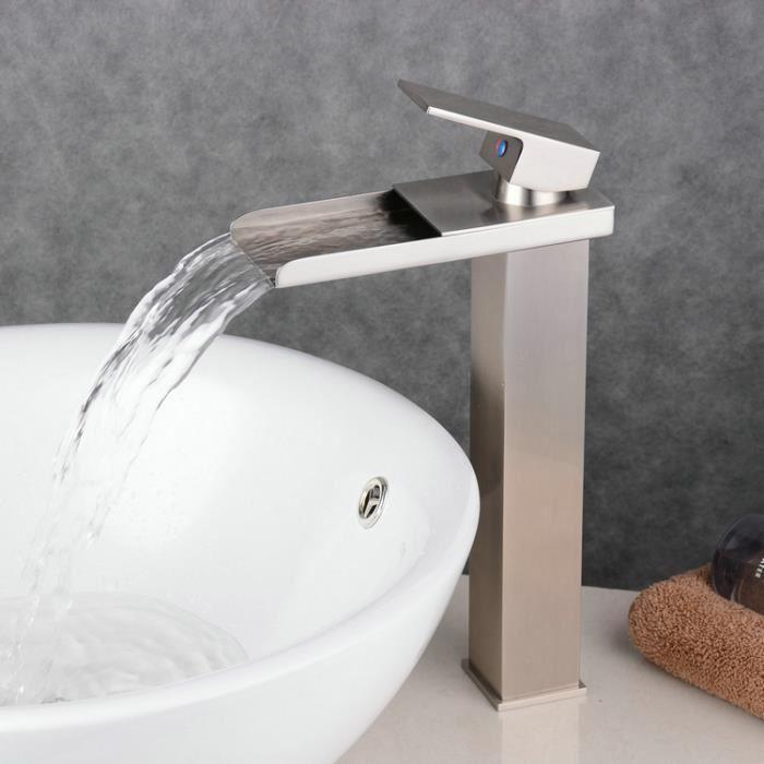 robinet cascade