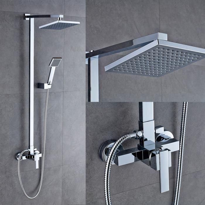 robinet pour douche