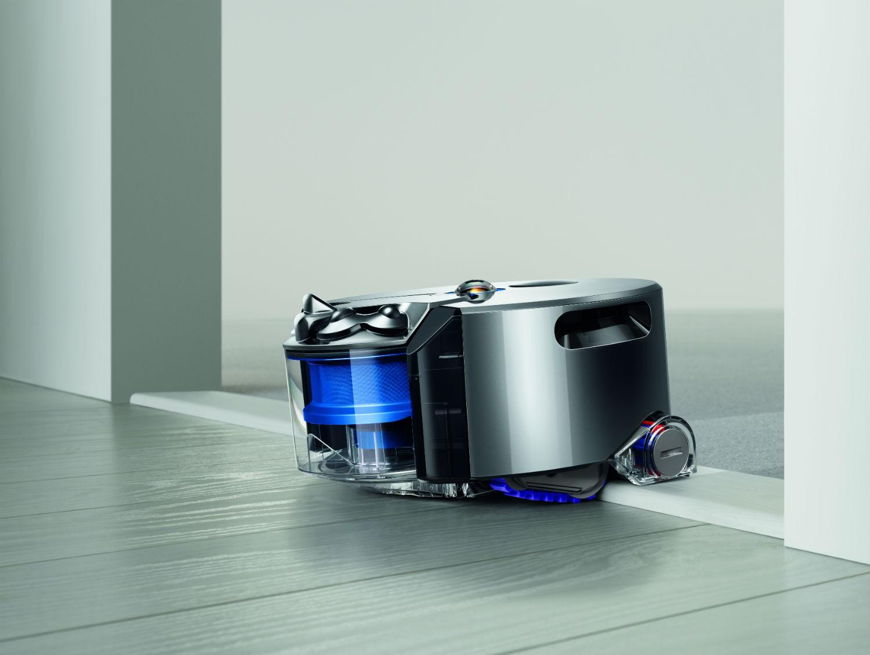 robot aspirateur laveur dyson