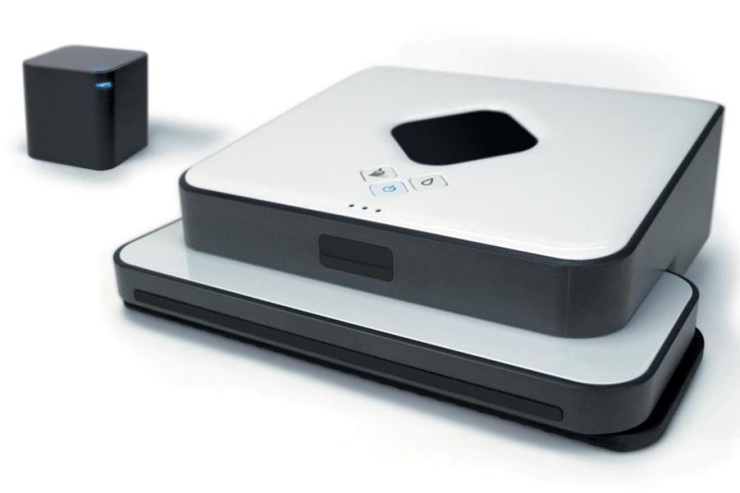 robot aspirateur laveur irobot