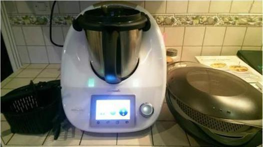 robot cuiseur thermomix occasion