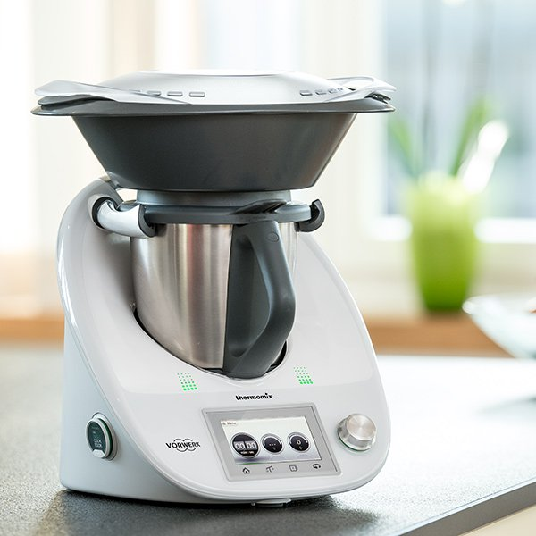 robot culinaire chauffant thermomix