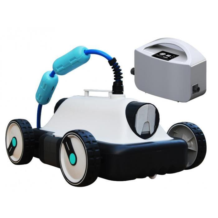 robot de piscine hors sol pas cher