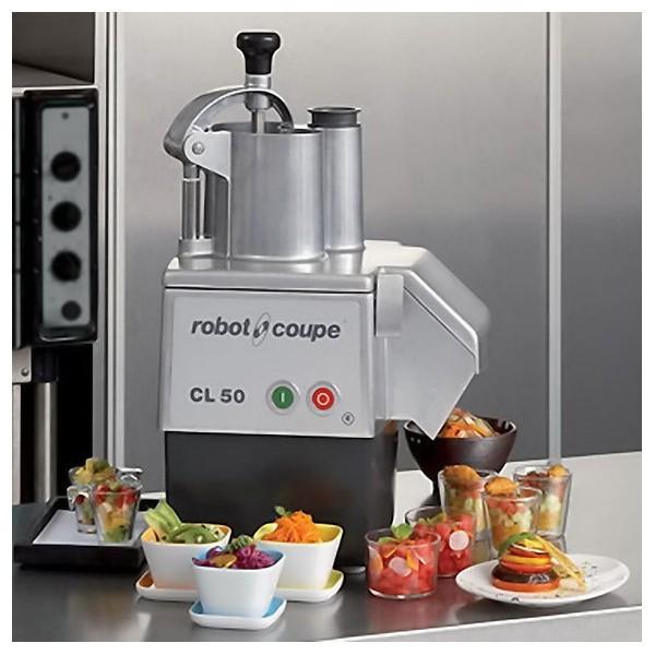 robot eminceur legumes
