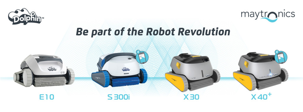 robot maytronics