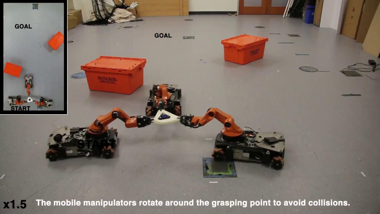 robot multi