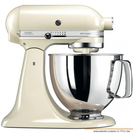 robot sur socle kitchenaid