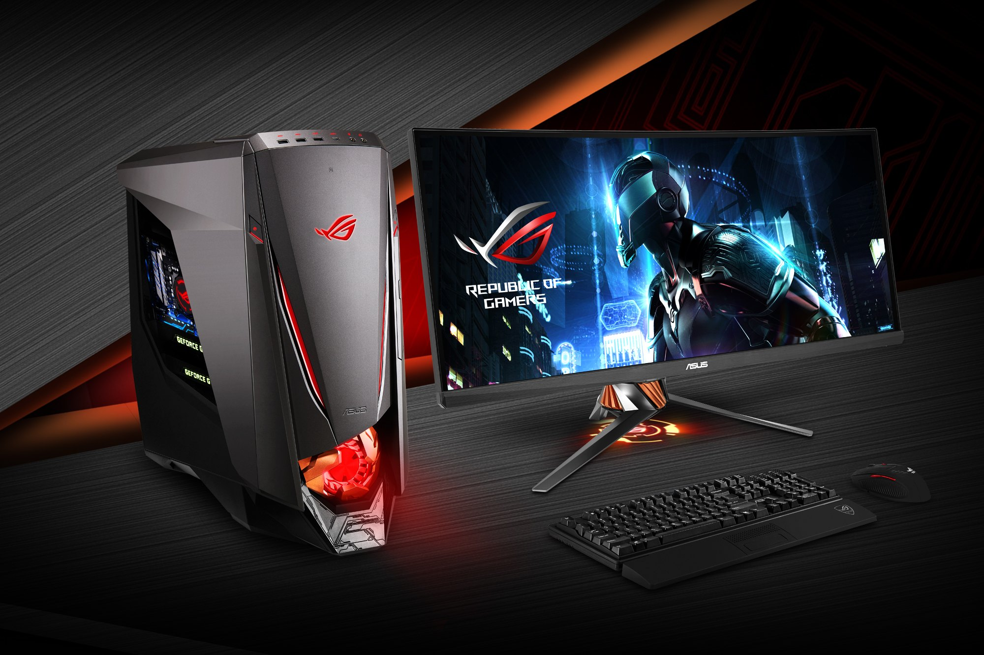 rog pc gaming