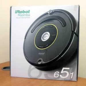 roomba 651 test