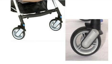 roue poussette streety
