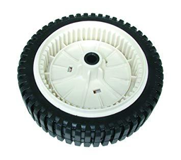 roue tondeuse