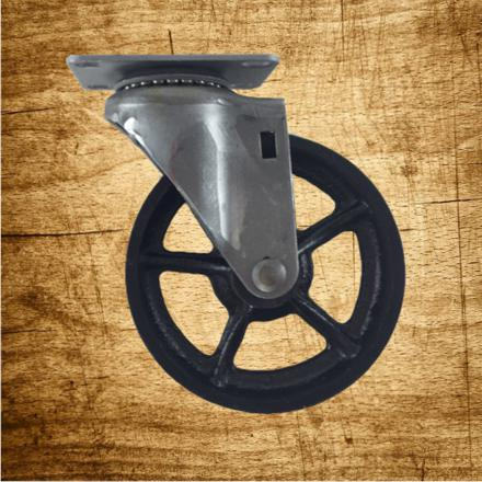 roulette retro pour meuble