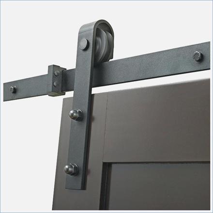 roulettes pour portes coulissantes suspendues