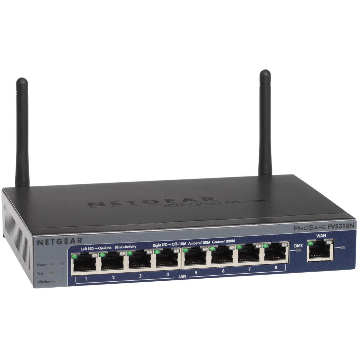 routeur netgear prosafe