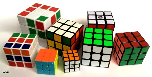 rubik's cube d occasion