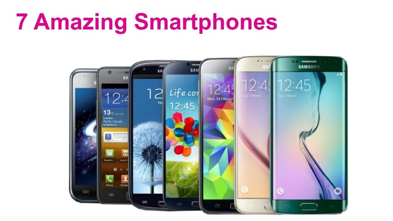 s smartphones
