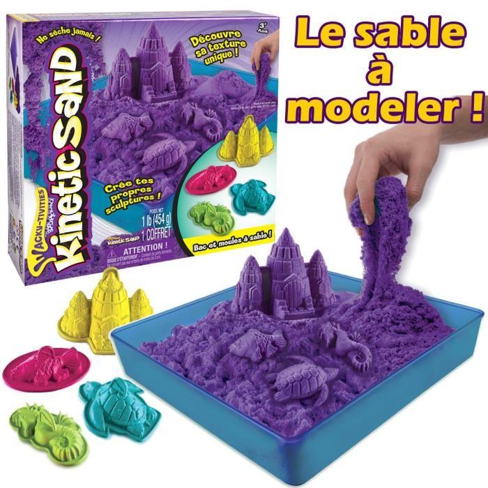 sable à modeler pas cher