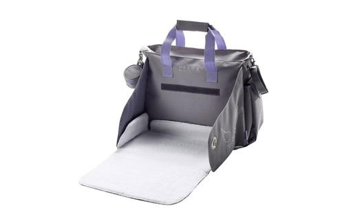 sac à langer avec matelas intégré